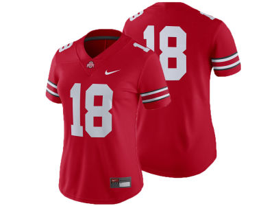 Ohio State Buckeyes Nike NCAA Women's Football Jersey