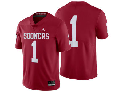 Oklahoma Sooners Jordan NCAA Men's Limited Football Jersey