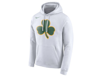 Boston Celtics Nike NBA Men's City Club Fleece Hoodie