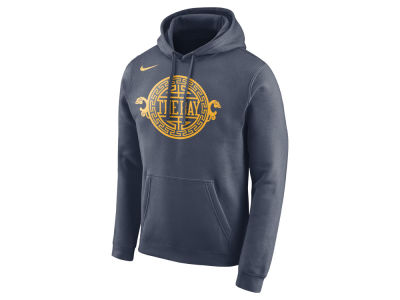 Golden State Warriors Nike NBA Men's City Club Fleece Hoodie