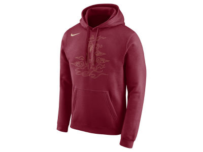 Houston Rockets Nike NBA Men's City Club Fleece Hoodie