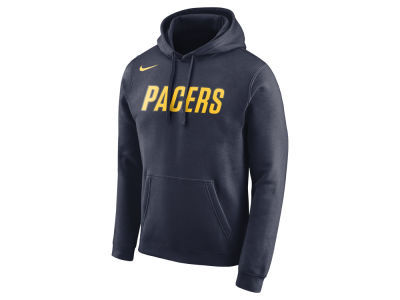 Indiana Pacers Nike NBA Men's City Club Fleece Hoodie