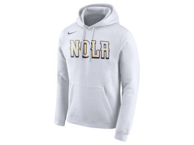 New Orleans Pelicans Nike NBA Men's City Club Fleece Hoodie