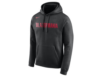 Portland Trail Blazers Nike NBA Men's City Club Fleece Hoodie