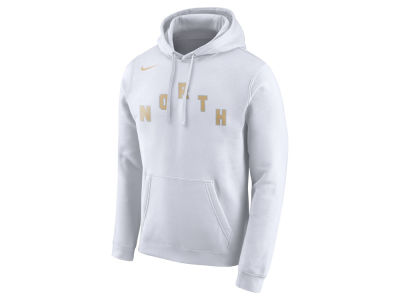 Toronto Raptors Nike NBA Men's City Club Fleece Hoodie