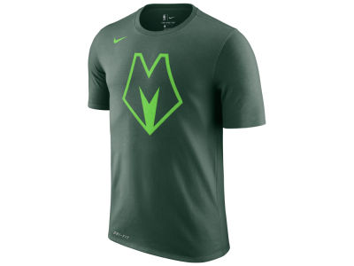 Milwaukee Bucks Nike NBA Men's City Team T-shirt