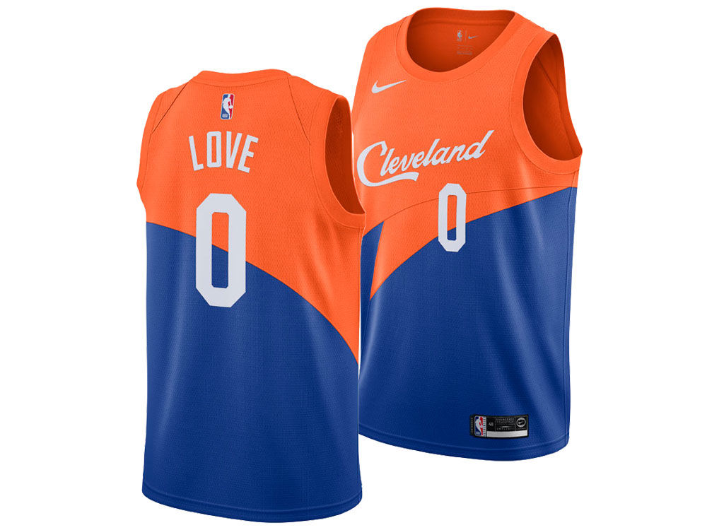 Cleveland Cavaliers KEVIN LOVE Nike 2018 NBA Men s City Swingman Jersey  88869b403