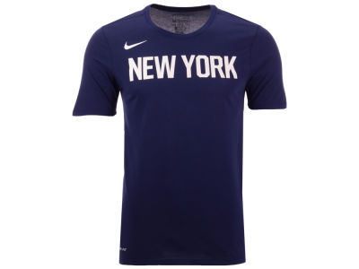 New York Knicks Nike NBA Men's City Team T-shirt
