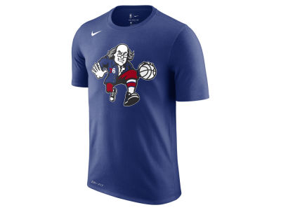 Philadelphia 76ers Nike NBA Men's City Team T-shirt