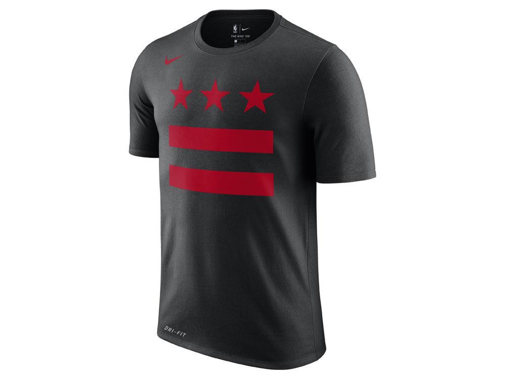 Washington Wizards Nike NBA Men s City Team T-shirt  b6223d605