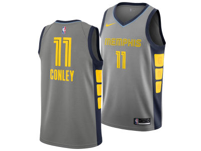 Memphis Grizzlies MIKE CONLEY Jr. Nike 2018 NBA Men's City Swingman Jersey