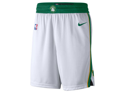 Boston Celtics Nike 2018 NBA Men's City Swingman Short