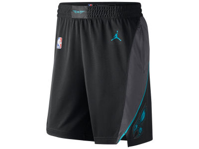Charlotte Hornets Nike 2018 NBA Men's City Swingman Short