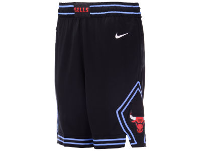 Chicago Bulls Nike 2018 NBA Men's City Swingman Short
