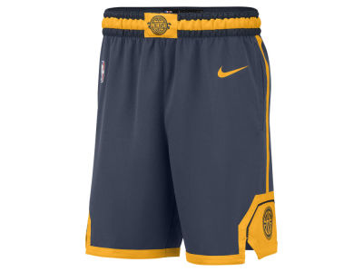 Golden State Warriors Nike 2018 NBA Men's City Swingman Short