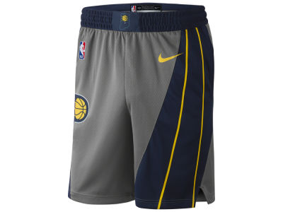 Indiana Pacers Nike 2018 NBA Men's City Swingman Short
