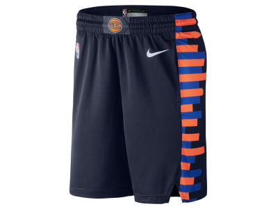 New York Knicks Nike 2018 NBA Men's City Swingman Short