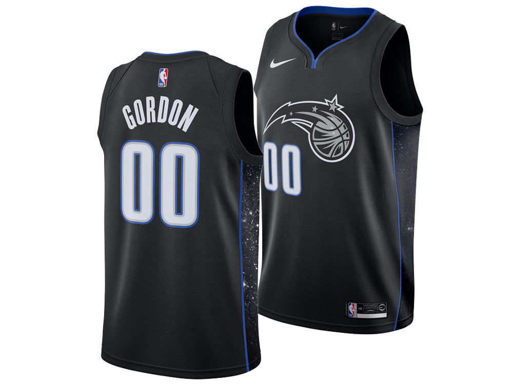 464edfc22f7 ... spurs customized swingman white home nba association edition jersey  8fac0 3df24  canada orlando magic aaron gordon nike 2018 nba mens city  swingman ...