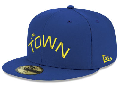 Golden State Warriors New Era NBA The Town 59FIFTY Cap