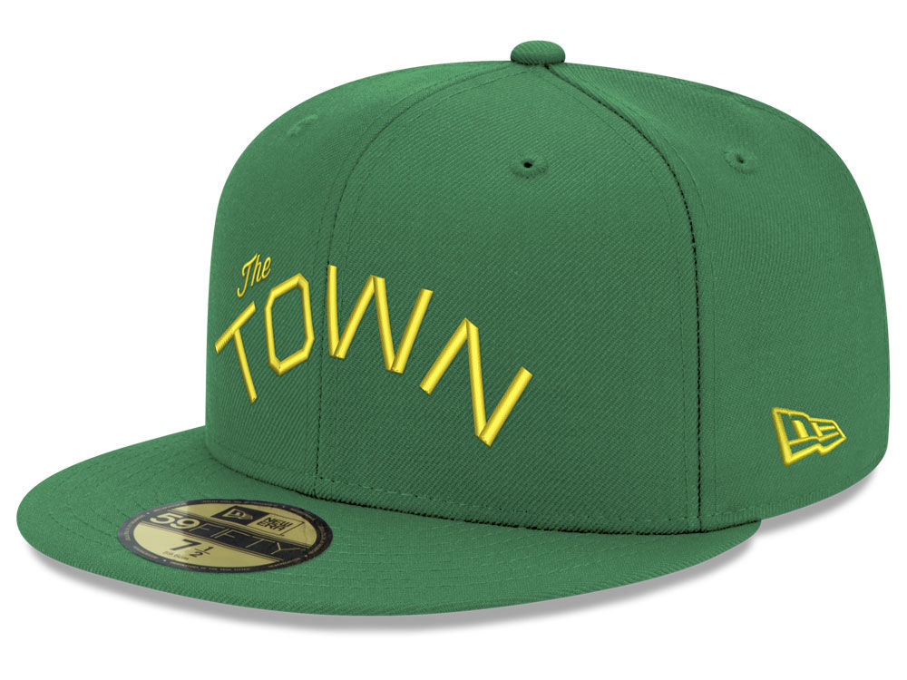 Golden State Warriors New Era NBA The Town 59FIFTY Cap  f7ad086a901