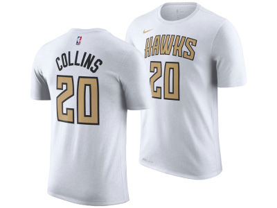 Atlanta Hawks John Collins Nike 2018 NBA Men's City Player T-shirt