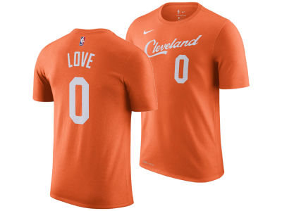 Cleveland Cavaliers Kevin Love Nike 2018 NBA Men's City Player T-shirt