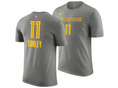 Memphis Grizzlies Mike Conley Jr. Nike 2018 NBA Men's City Player T-shirt