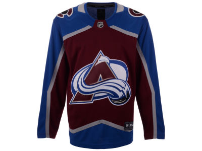 Colorado Avalanche NHL Branded NHL Men s Breakaway Jersey aa2b21f1e