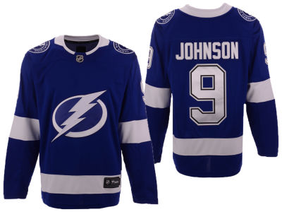 Tampa Bay Lightning Tyler Johnson NHL Branded NHL Men's Breakaway Player Jersey