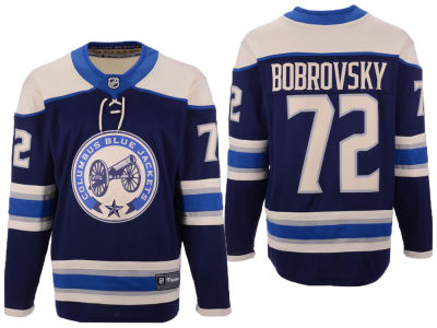Columbus Blue Jackets Sergei Bobrovsky NHL Branded NHL Men's Breakaway Player Jersey