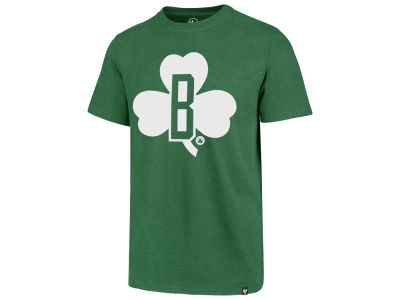 Boston Celtics '47 NBA Men's Mashup Logo Club T-Shirt
