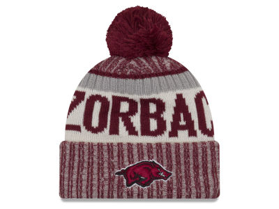 Arkansas Razorbacks New Era 2018 NCAA Sport Knit