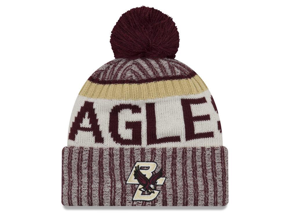 86cfd5d00 Boston College Eagles New Era 2018 NCAA Sport Knit
