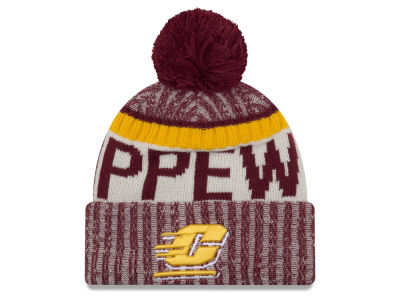 Central Michigan Chippewas New Era 2018 NCAA Sport Knit