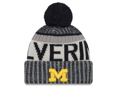 Michigan Wolverines New Era 2018 NCAA Sport Knit