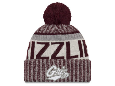 Montana Grizzlies New Era 2018 NCAA Sport Knit