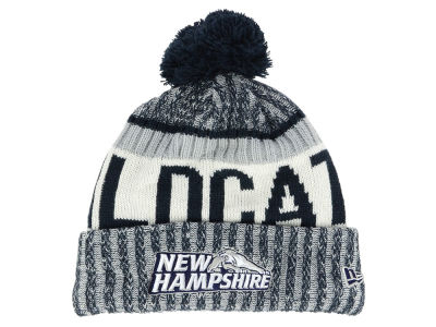 New Hampshire Wildcats New Era 2018 NCAA Sport Knit