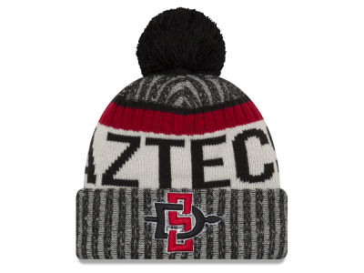 San Diego State Aztecs New Era 2018 NCAA Sport Knit