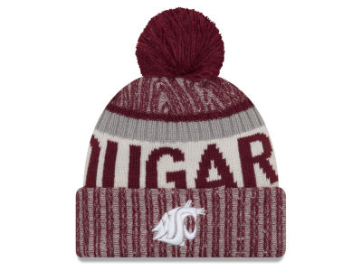 Washington State Cougars New Era 2018 NCAA Sport Knit