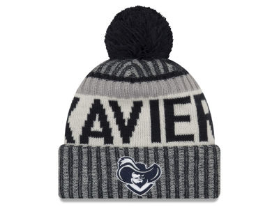 Xavier Musketeers New Era 2018 NCAA Sport Knit