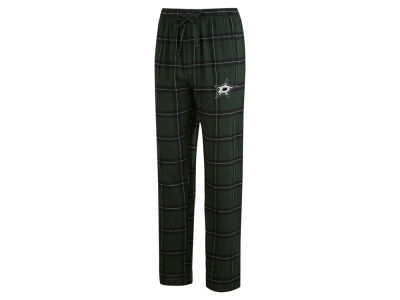 Dallas Stars Concept Sports NHL Men's Homestretch Flannel PJ Pant