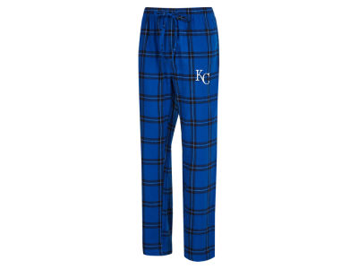Kansas City Royals Concept Sports MLB Men's Homestretch Flannel Pajama Pant