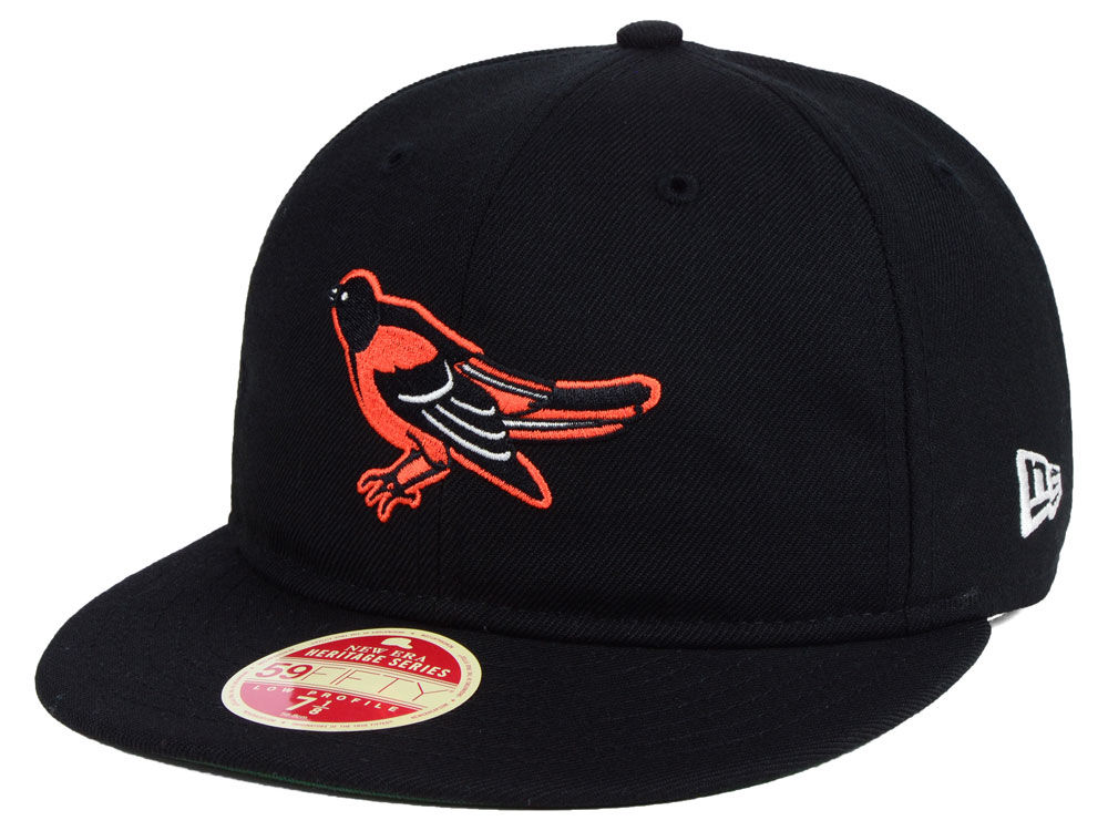 huge discount 7b9c1 92d97 ... sweden baltimore orioles new era mlb heritage retro classic 59fifty cap  19254 74516