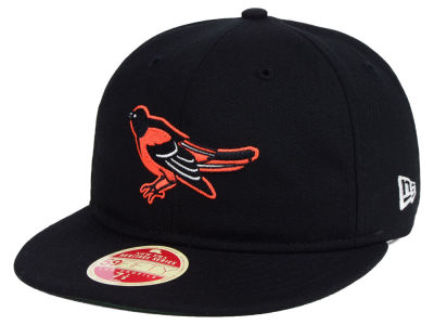 Baltimore Orioles New Era MLB Heritage Retro Classic 59FIFTY Cap