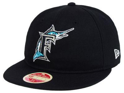 161b206c04b Florida Marlins New Era MLB Heritage Retro Classic 59FIFTY Cap