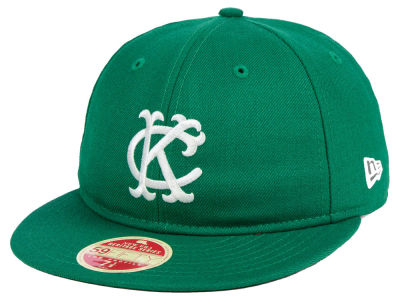 Kansas City Athletics New Era MLB Heritage Retro Classic 59FIFTY Cap