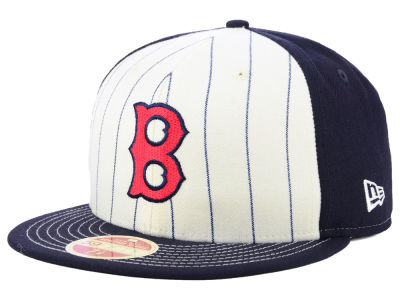 Boston Red Sox New Era MLB Vintage Front 59FIFTY Cap