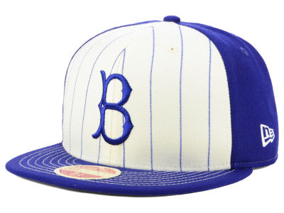 Brooklyn Dodgers New Era MLB Vintage Front 59FIFTY Cap