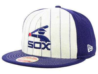 Chicago White Sox New Era MLB Vintage Front 59FIFTY Cap