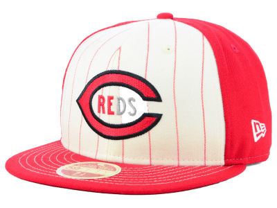 Cincinnati Reds New Era MLB Vintage Front 59FIFTY Cap